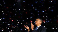 Obama reelegido presidente (VÍDEO,