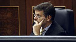 Catalá afirma que no piensa dimitir y que tiene la confianza de