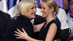 La sobrina de Marine Le Pen deja temporalmente la