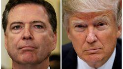 7 detalles turbios en el despido de Trump al director del