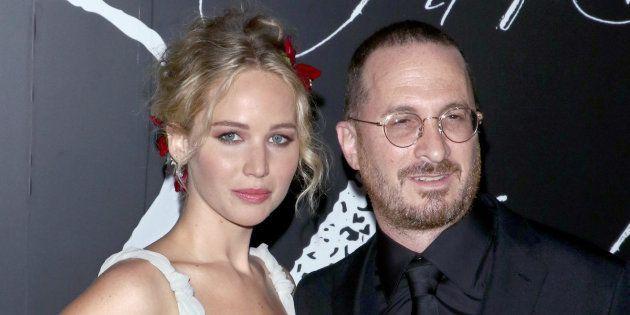 Esta es la razón por la que rompieron Jennifer Lawrence y Darren