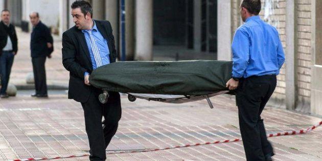 Una mujer muere tras arrojarse al vacío cuando iba a ser desahuciada de su vivienda en