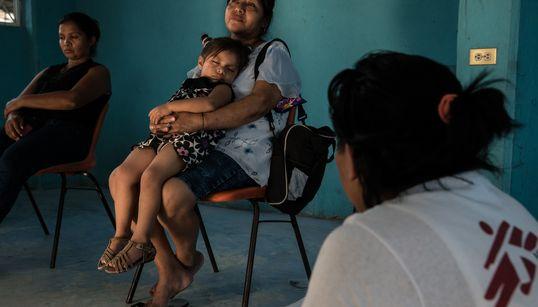 El éxodo desde Honduras, Guatemala y El Salvador: una crisis humanitaria