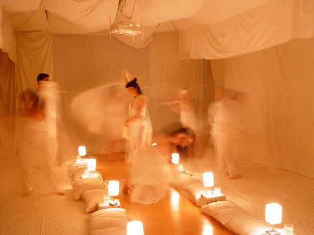 'La cama' de Teatro del Aire - (c) David
