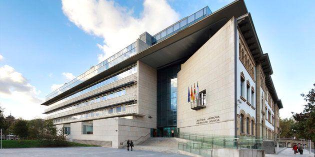 Juzgados de San Sebastián, donde se trata el