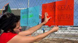Inmigrantes en una cárcel: una decisión