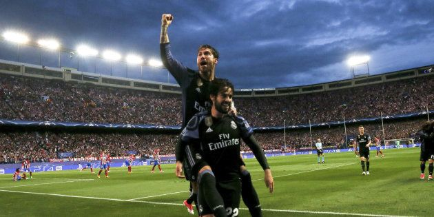 El Atlético asusta, pero el Real Madrid jugará la final de la