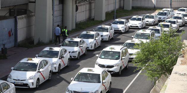 ¿Qué prefieres: taxi o