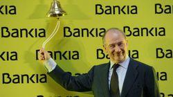 El juez propone juzgar a la antigua cúpula de Bankia por la salida a