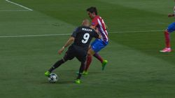 Zidane se rinde al gol de Benzema: