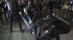 Balance 14-N: 155 detenidos y 77 heridos (VÍDEOS,