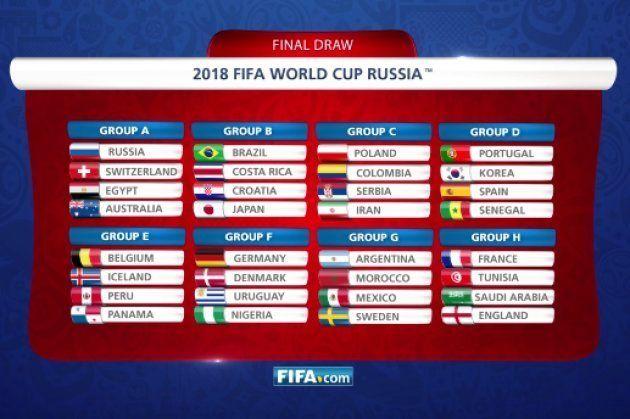 El vídeo explicativo de la FIFA sitúa a España con Portugal, Corea y