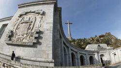 El Congreso aprueba sacar los restos de Franco del Valle de los