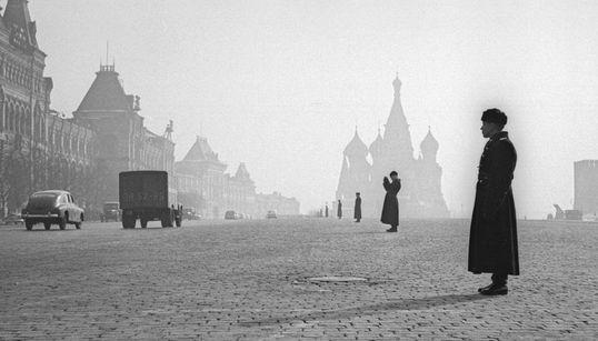 Nostalgia de la URSS a través del fotógrafo soviético Víktor