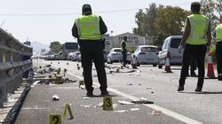 Muere un tercer ciclista de los atropellados en Oliva