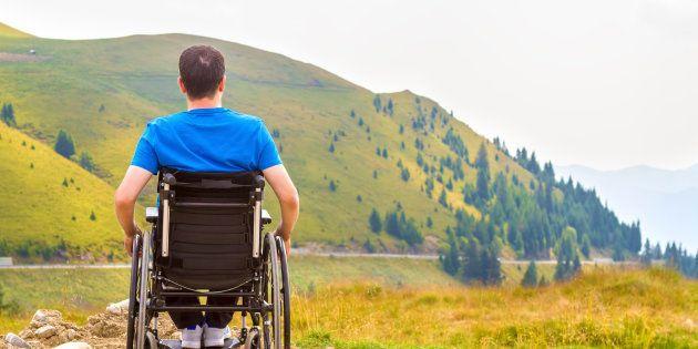 Tengo esclerosis múltiple. Soy un hombre