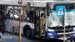Varios heridos en la explosión en un autobús de Tel