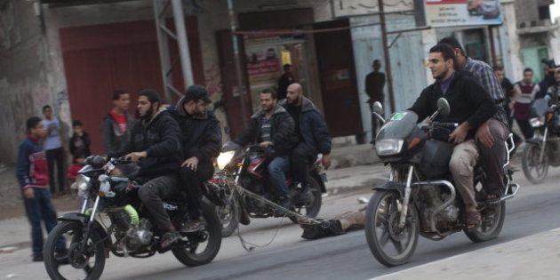 Hamás mata a seis palestinos a los que acusaba de colaborar con