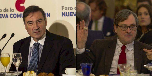 Pedro J. y Marhuenda, rifirrafe en Twitter a costa de