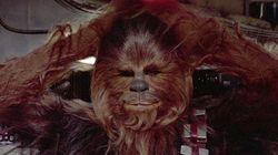 Chewbacca te canta 'Noche de Paz' para desearte ¡Feliz