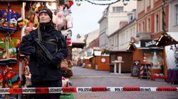 La Policía alemana detona un paquete explosivo cerca de un mercadillo