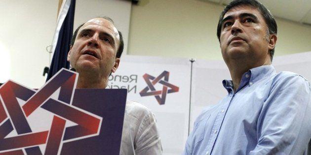 Cristián Monckeberg y Mario Desbordes, de Renovación