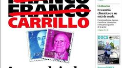 'La Gaceta' indigna a Twitter por su portada sobre Franco