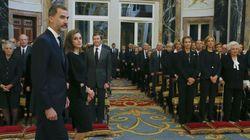 La Infanta Cristina regresa al Palacio Real cuatro años