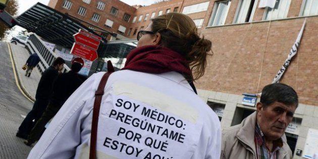 Huelga en la sanidad madrileña: