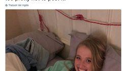 El detalle por el que el novio de esta chica se arrepintió de publicar esta