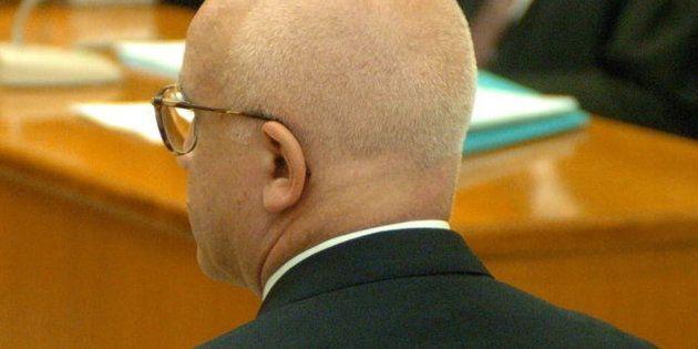 El financiero Eduardo Pascual, durante uno de los procedimientos en los que está