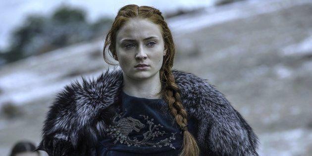 Multitud de críticas por este titular sobre Sophie Turner, Sansa Stark en 'Juego de