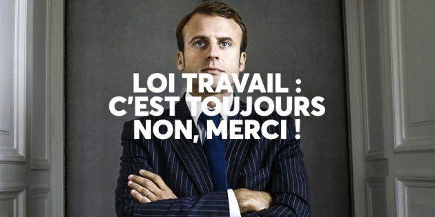 Carta abierta a Emmanuel Macron: ¿Aprobar la ley del trabajo por decreto? No,