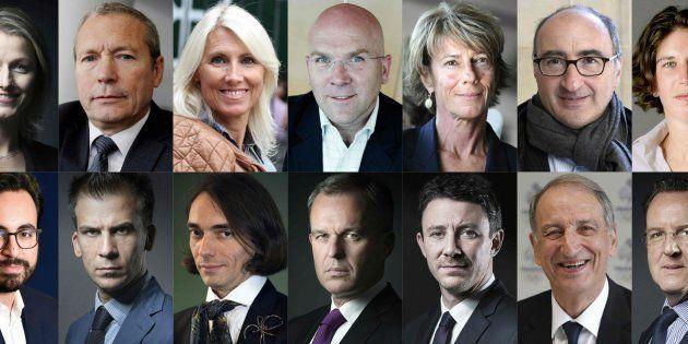 Las listas de Macron: una torera, un millonario, un matemático y un