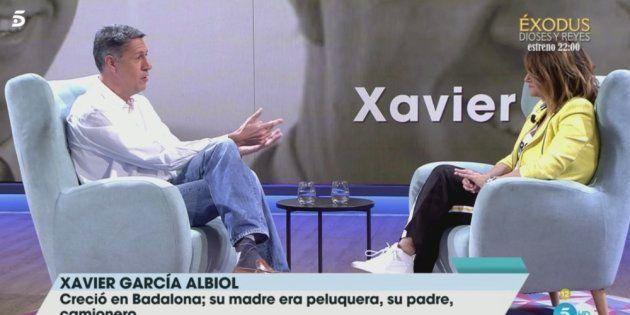 El error garrafal de Xavier García Albiol durante su entrevista con Toñi