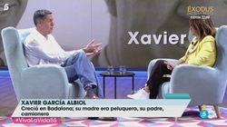 El error garrafal de Albiol durante su entrevista con Toñi