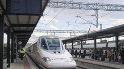 Cerca de 400 viajeros afectados por la avería de un AVE