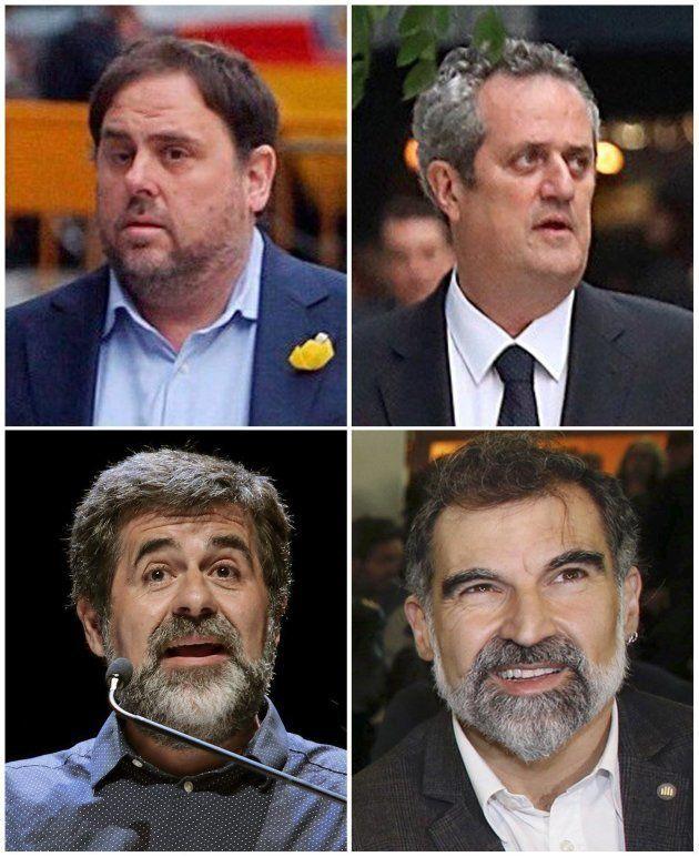 Llarena deja en prisión a Junqueras, Forn y 'los
