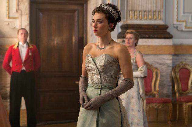 Margarita (Vanessa Kirby) en la segunda temporada de 'The