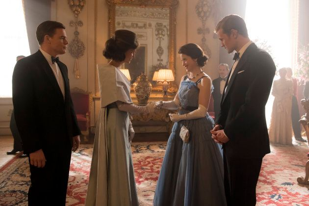 Los Kennedy y los Windsor, en Buckingham (en la temporada 2 de 'The