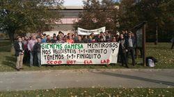272 personas respiran aliviadas en España: Siemens Gamesa retira su