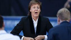 Paul McCartney publica la foto de su personaje en 'Piratas del Caribe
