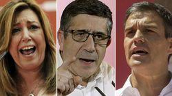 El PSOE celebra dividido su debate entre