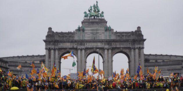 🔴 EN DIRECTO- 45.000 independentistas se manifiestan en