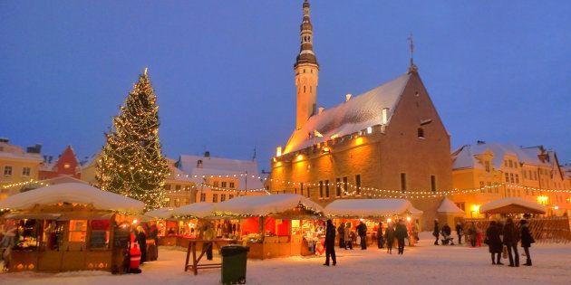 Los mercados navideños con mas encanto de