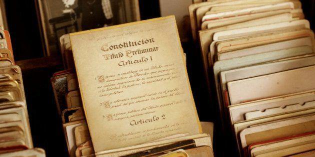La Constitución, al borde la crisis de los