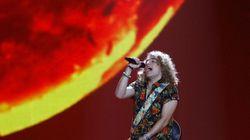Manel Navarro, sobre su gallo en Eurovisión: