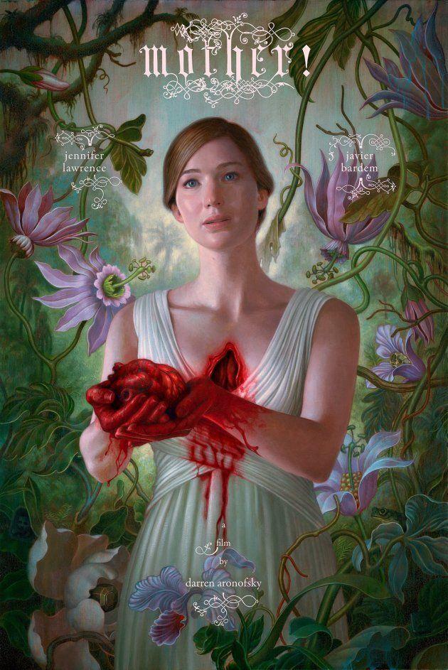 El cartel de la nueva película de Jennifer Lawrence te producirá