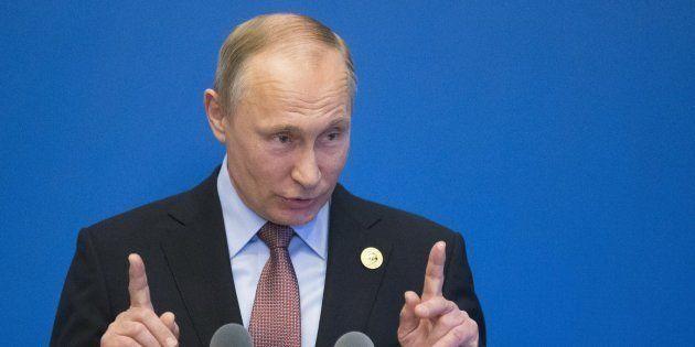 Putin culpa a EEUU del virus que desencadenó el ciberataque