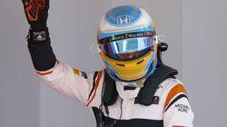 En directo, los entrenamientos de Alonso en la Indy